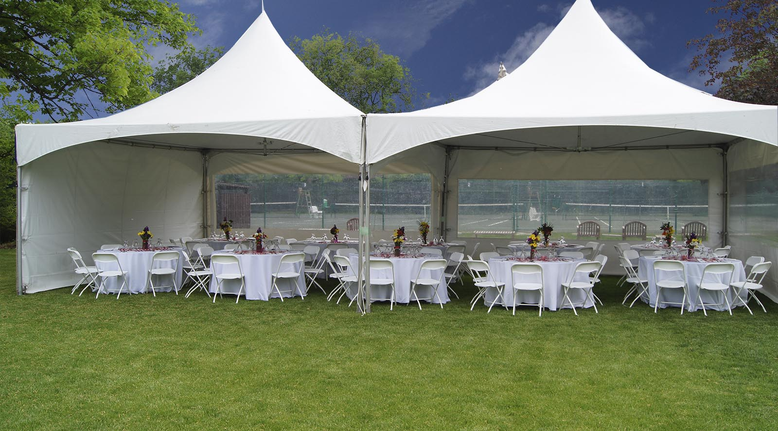 Party Tent Rental + Wedding Tent Rental - Affordable ...